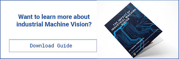 Introduction guide to Machine vision